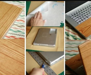 diy, wooden case, and case image