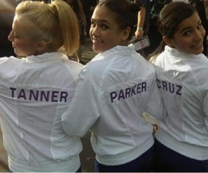 lauren tanner, kaylie cruz, and cassie scerbo image