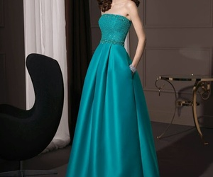 evening dress and cocktail dresses image