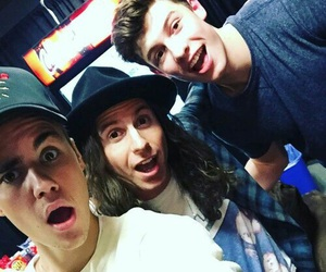 justin bieber, shawn mendes, and dan kanter image
