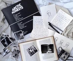 arctic monkeys, grunge, and white image