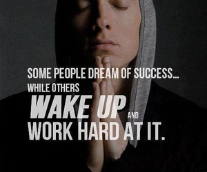 eminem, quotes, and success image