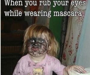 funny, jokes, and makeup image