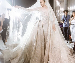 beautiful, bride, and inspo image