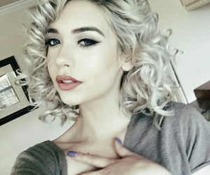 amanda steele, hair, and makeup image