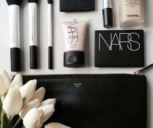 nars, makeup, and chanel image