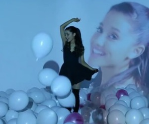 the way, ariana grande, and blue image