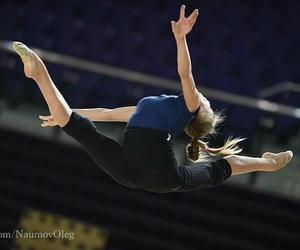 rhytmic gymnastic and alexandra soldatova image
