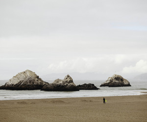 beach, place, and alternative image