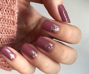 girl, glitter, and inspiration image