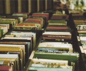 vintage, book, and music image