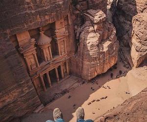 travel and jordania image