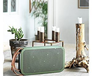 music, portable speaker, and bluetooth speaker image
