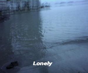 depressive, lonely, and sad image