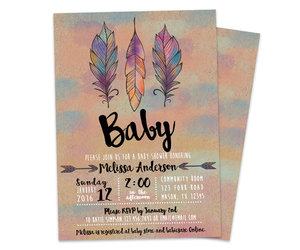 etsy, baby shower invite, and neutral baby shower image