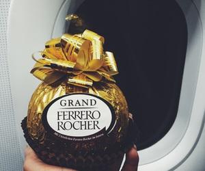 chocolate, eat, and ferrero image