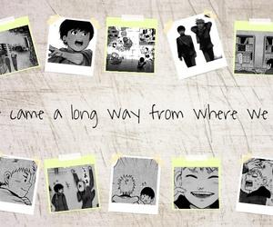 anime, beautiful, and memories image