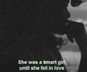 love, quotes, and smart image