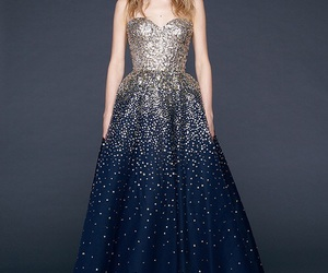 fashion, dress, and reem acra image