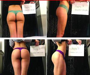 challenge, fit, and squat image