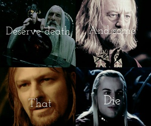 quote, the hobbit, and the lord of the rings image