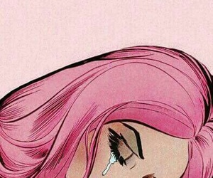 cry, depressed, and wallpaper image