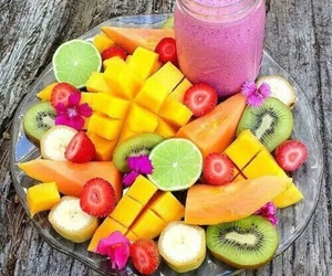 fitness, yummy, and colorfull image