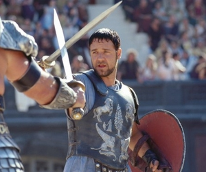gladiator and russell crowe image