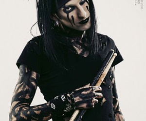 black veil brides, bvb, and christian coma image