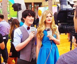 brad kavanagh, house of anubis, and anna mulvoy ten image