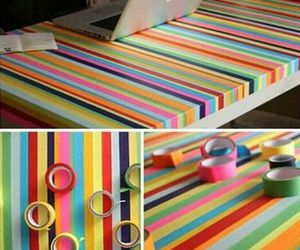 diy, table, and tutorial image