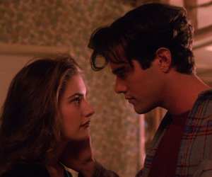 couples, kiss, and Twin Peaks image