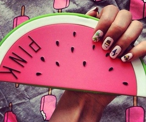 watermelon and pink image