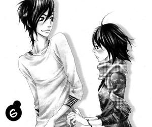 anime, suki-tte ii na yo, and manga image