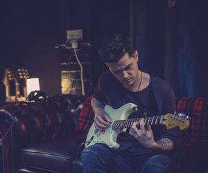 guitar, music, and mark sheehan image