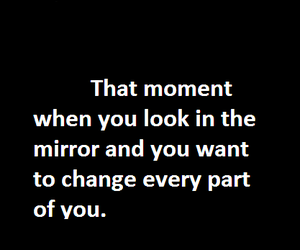 mirror, moment, and quote image