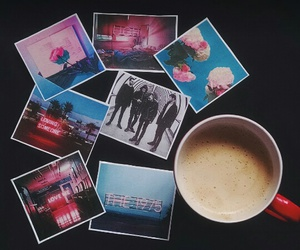 cafe, coffe, and colorful image