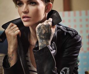ruby rose, ruby, and rose image