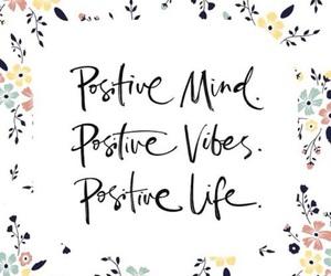 life, positive vibes, and vibes image