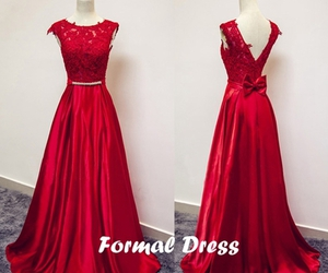 dresses, dress for prom, and evening dress image