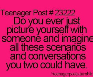 quote, teenager post, and conversation image