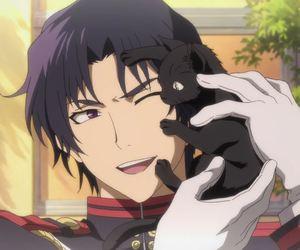owari no seraph, anime, and boy image