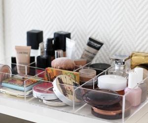 make up, makeup, and girly image