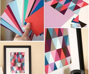 diy, colors, and art image