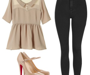 fashion, fashions, and look image