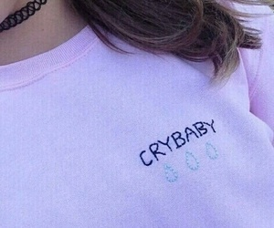 crybaby, melanie martinez, and cry baby image