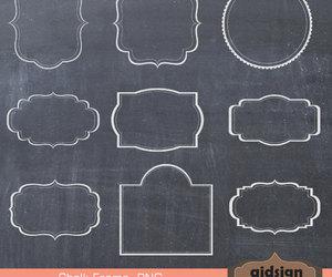 blog, chalkboard, and digital image