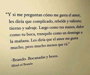love, frases de amor, and frases image