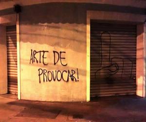 arte, brasil, and muro image