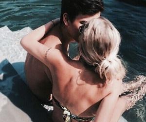 blonde, sunshine, and together image